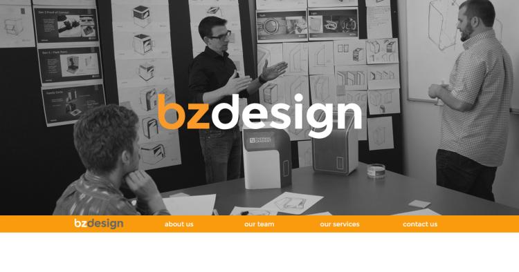 bz design screen grab